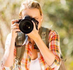 BIOTA FAPESP - Concurso Fotografia 2020 - Pagina principal - Mulher fotografa natureza